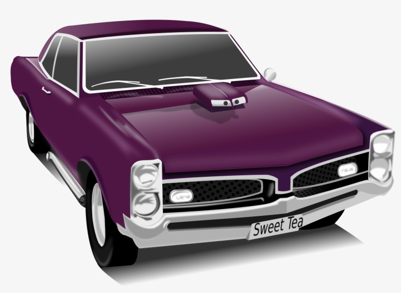 My Gto By Dashell Rober Pinterest Art Muscle Cars Clip Art Free