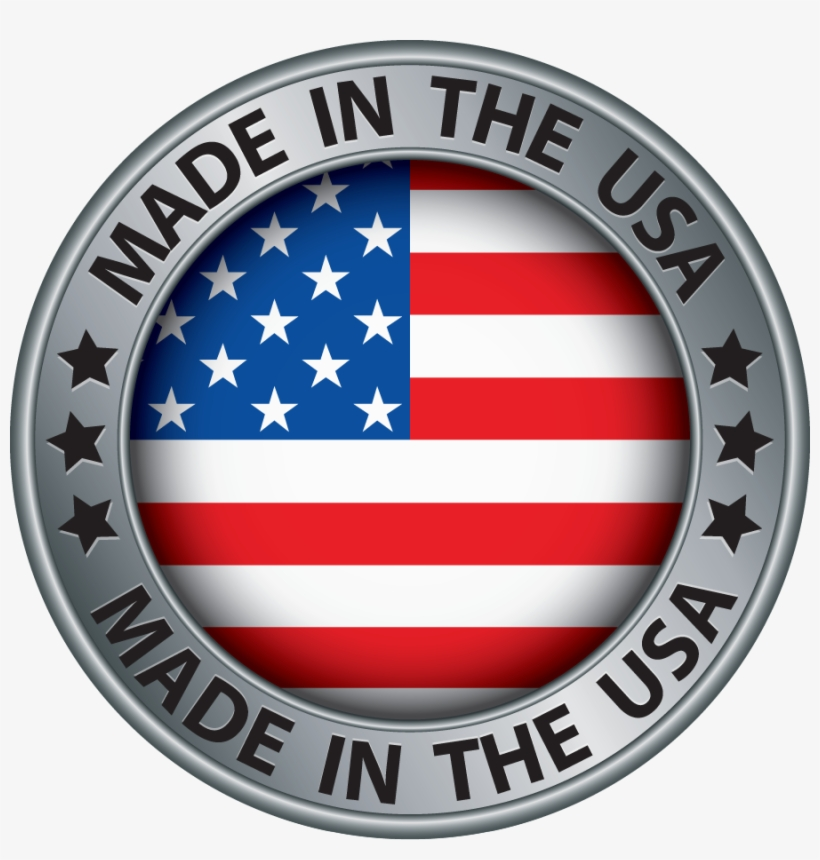 Made In Usa - Made In The Usa Logo Png, transparent png #648410