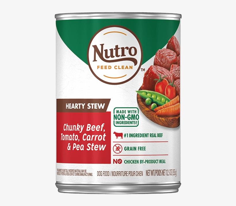 1 10184249 Nutro Wet Dog - Nutro Wholesome Essentials Senior 30 Lbs, transparent png #6412917