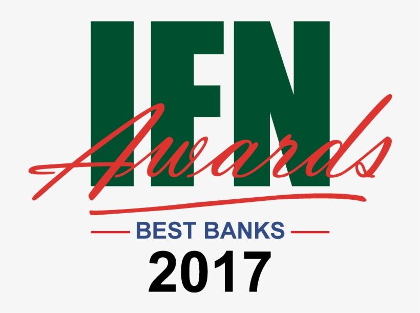 Best Bank 2017 Has Been End - Islamic Finance News Awards, transparent png #6413100