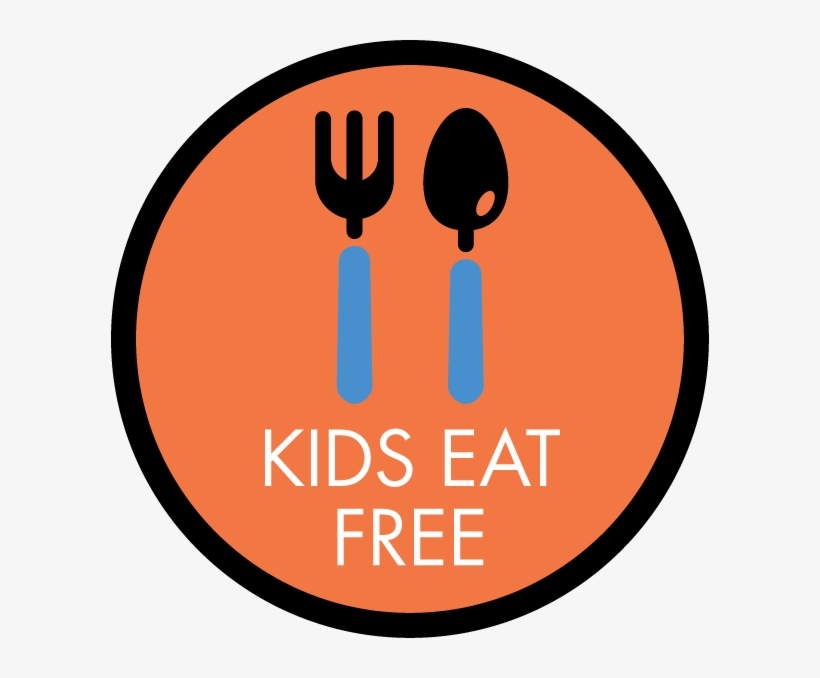 Here Are Suggestions For Where/when Kids Can Eat Free - Kids Eat Free, transparent png #6423316