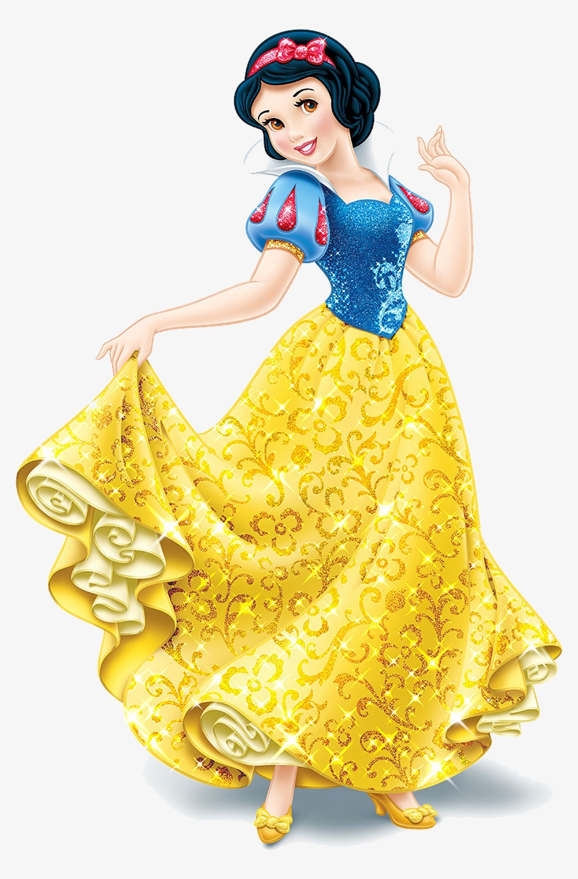 Lindo Kit De Blancanieves Para Imprimir Gratis - Disney Princess Snow White Cinderella, transparent png #6465041