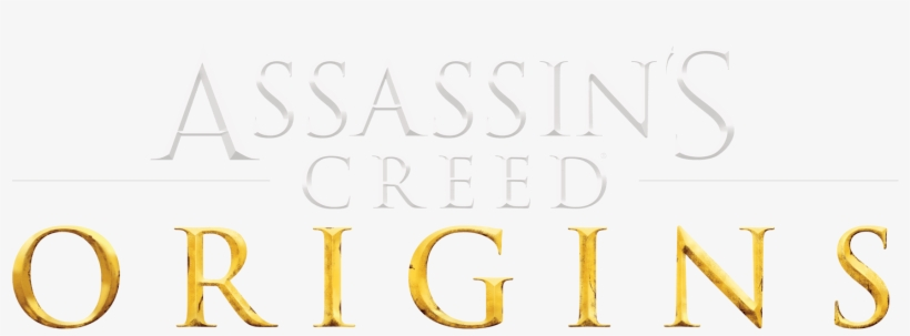 Assassin's Creed Origins - Creed Origins Assassin's Creed Books, transparent png #6468377