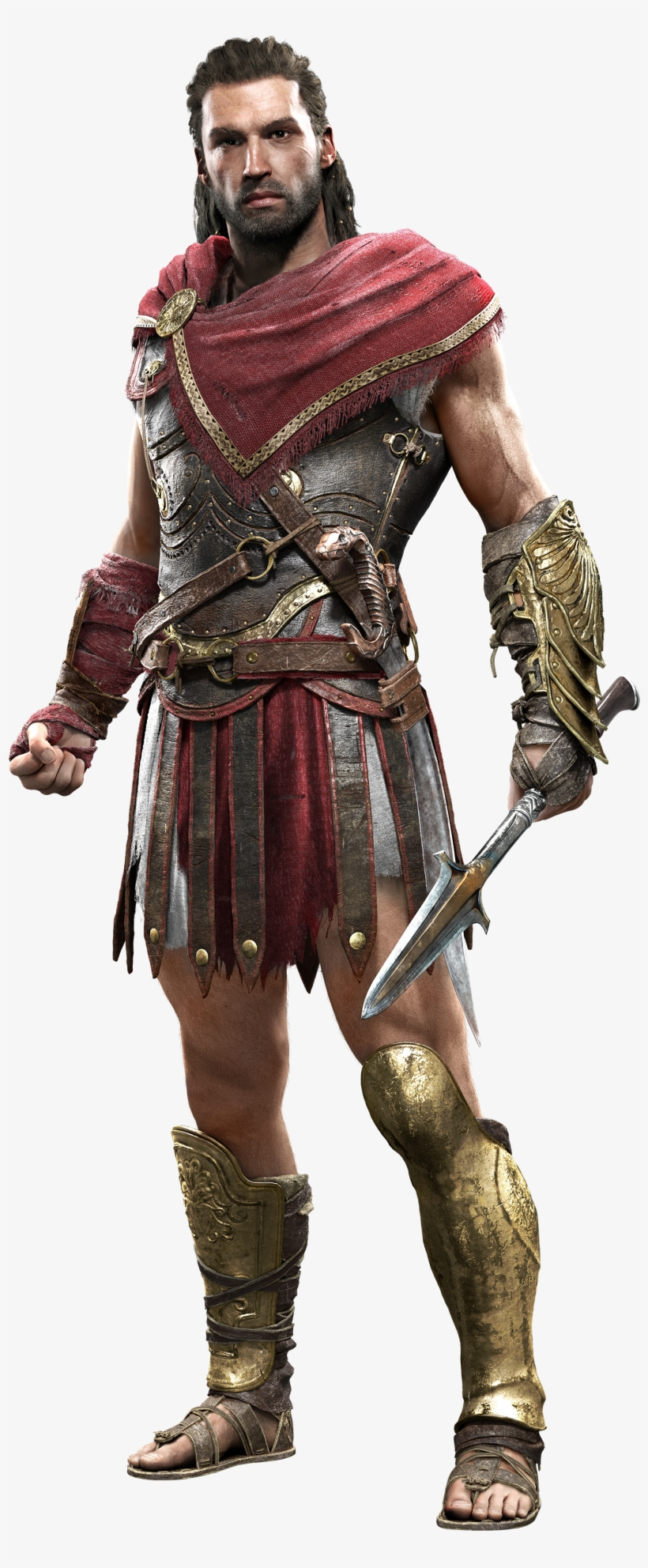 This Is My Mission - Assassin's Creed Odyssey Alexios, transparent png #6468851