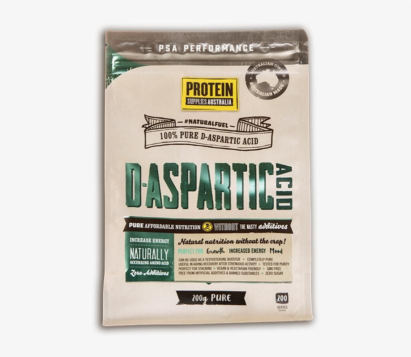 D-aspartic Acid - Protein Supplies Australia Alcar Acetyl L-carnitine, transparent png #6476763