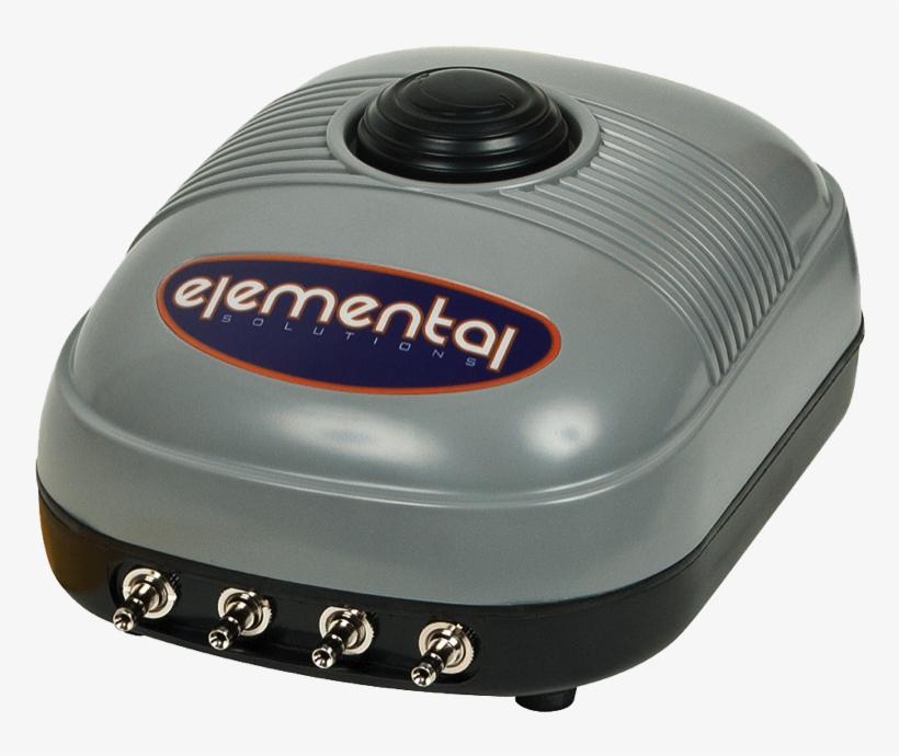 The Ap-254 Is A Quiet, Energy Efficient Elemental Solutions® - Elemental Solutions O2 Pump, 127 Gph, transparent png #6479400