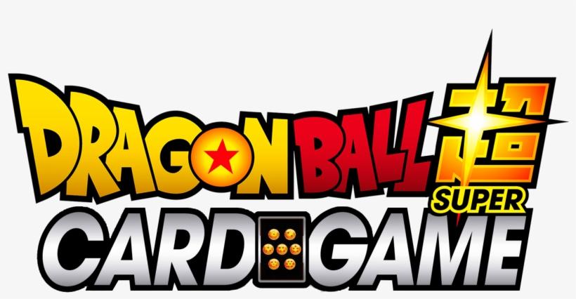 Logo Dragon Ball Super Tcg Leave A Comment - Dragon Ball Super Card Game Logo, transparent png #6485057