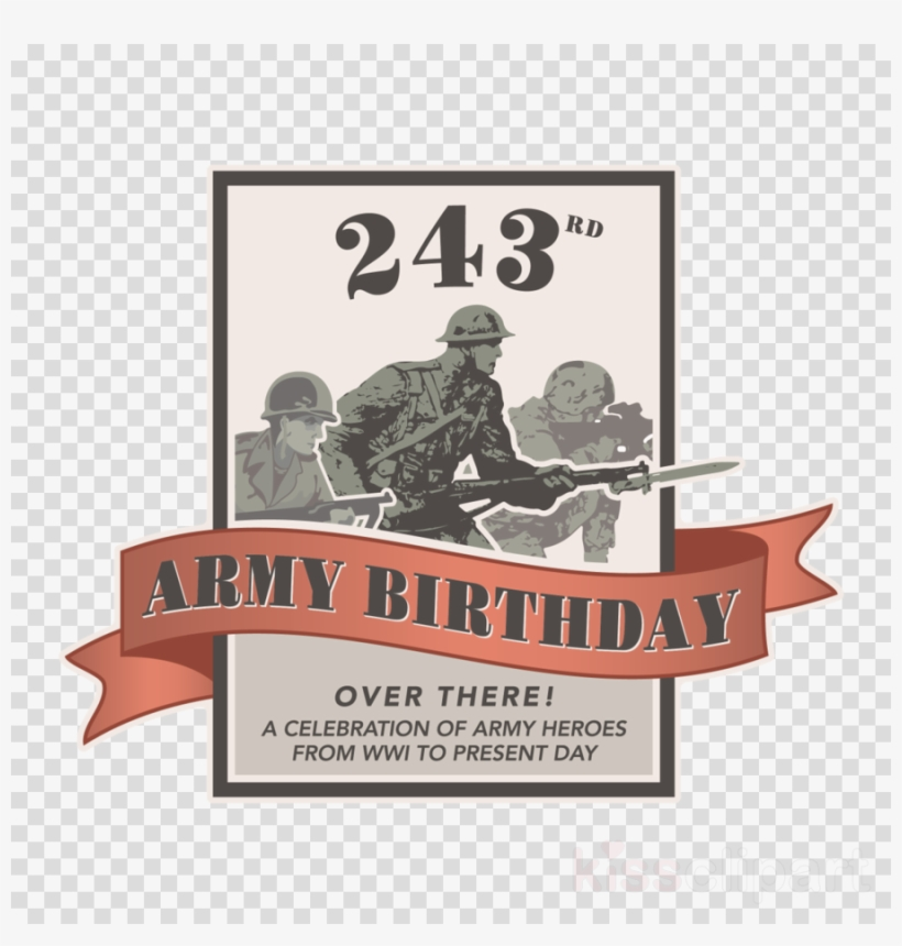 Download Us Army 243rd Birthday Clipart United States - Usmc