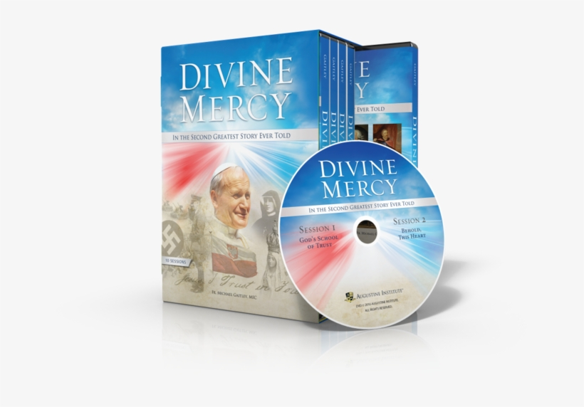 Divine Mercy In The Second Greatest Story Ever Told, transparent png #6494126