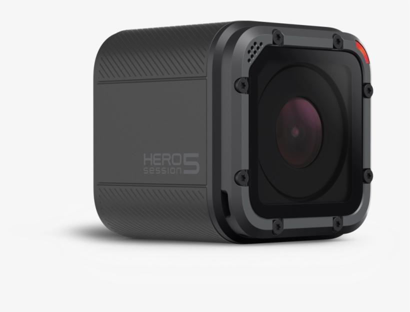 Gopro Session Hero5 Camera - Gopro Hero 5 Session, transparent png #650001