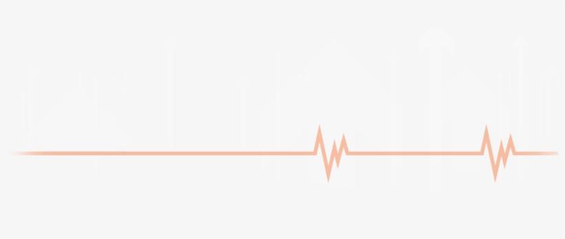 Source - Whitecoat-designs - Com - Report - Heartbeat - Peach, transparent png #650345