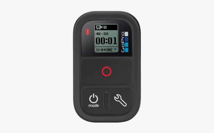 Go Pro Reviews - Gopro Hero 5 Smart Remote, transparent png #651184