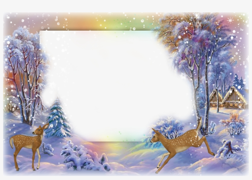 Photoshop Baby Png Frame 4 Free Download - Free Png Frames For Photoshop, transparent png #651471
