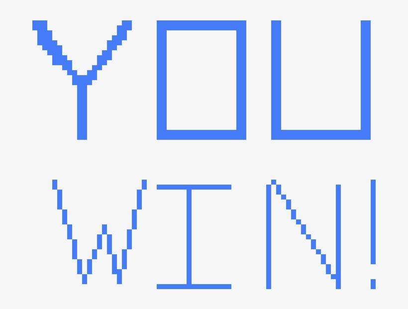 You Win - You Win Gif Transparent, transparent png #651516