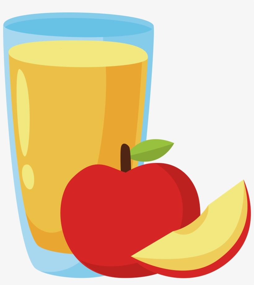 Apple Juice Clip Art Clip Art Apple Juice Free Transparent Png Download Pngkey