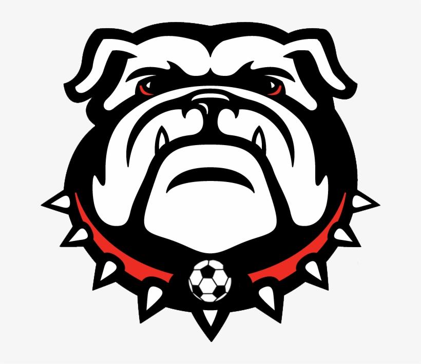 Yale Bulldog Logos Clip Art - Georgia Bulldogs Logo Png, transparent png #655318