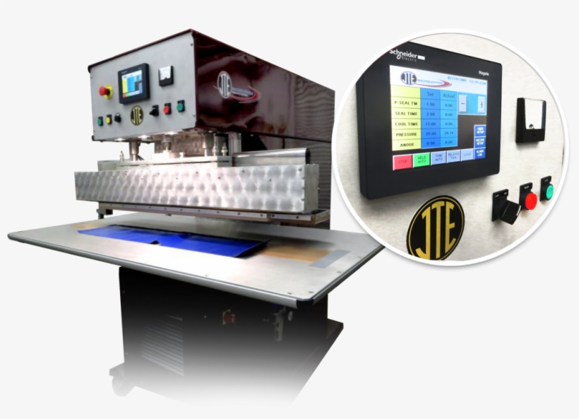 Jte Machine Solutions Produce High-quality, Virtually - Machine Tool, transparent png #656279