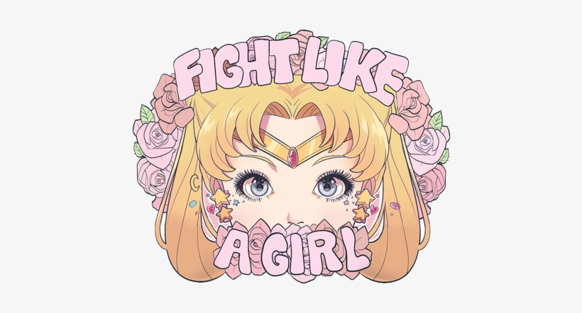 Fight Like A Girl Art, transparent png #656674