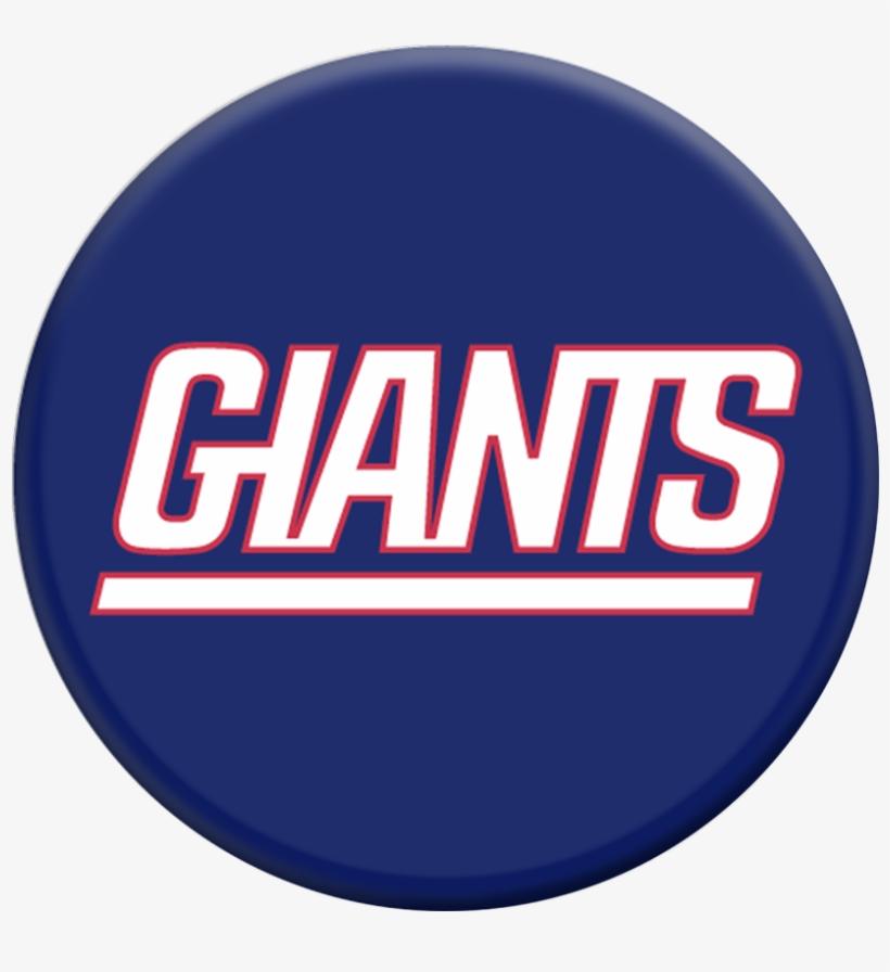 New York Giants Logo - Fanmats Nfl New York Giants Starter Mat; 5' X 6', Blue, transparent png #656971