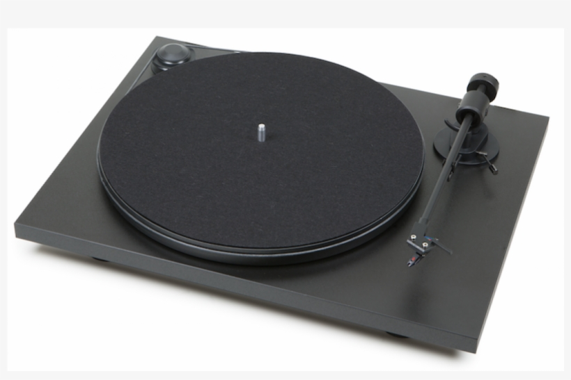 Pro-ject Primary Turntable - Pro-ject Primary Usb Turntable, Black, transparent png #657270