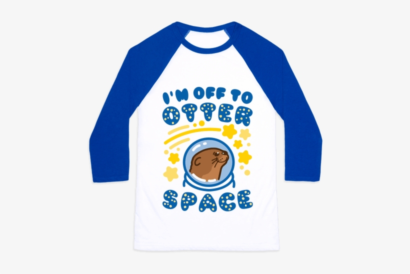 I'm Off To Otter Space - Harry Potter Ravenclaw Shirts, transparent png #658449