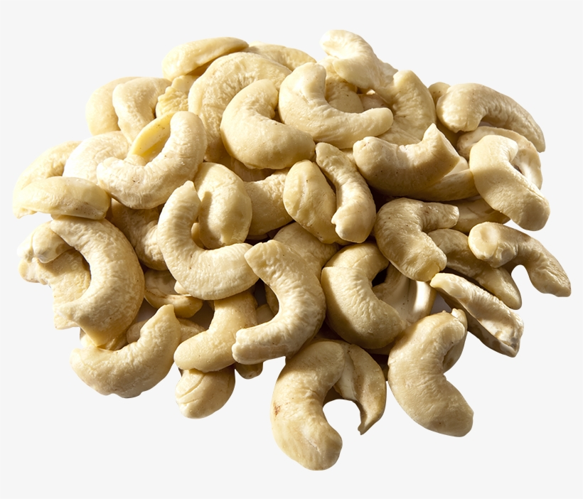 Raw Organic Cashew Nuts - Kešu Ořechy Bio Raw, transparent png #658692