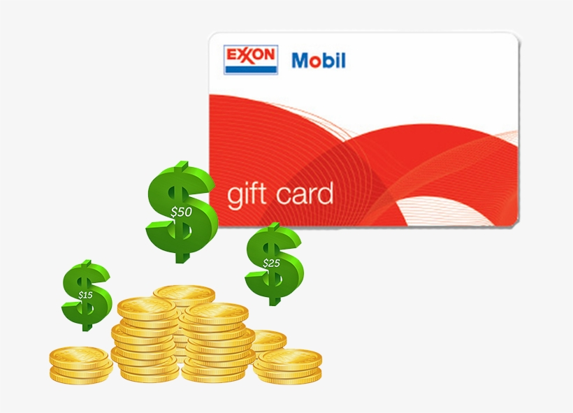 Mobil Gas Card >> 25 Exxon Mobil Gas Gift Card 25 Off Your Purchase Free