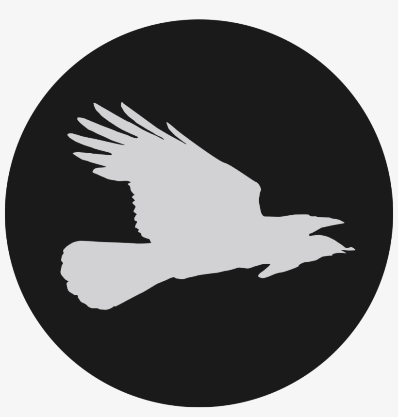 Flying Crow Press - Twitter Logo Png, transparent png #660201