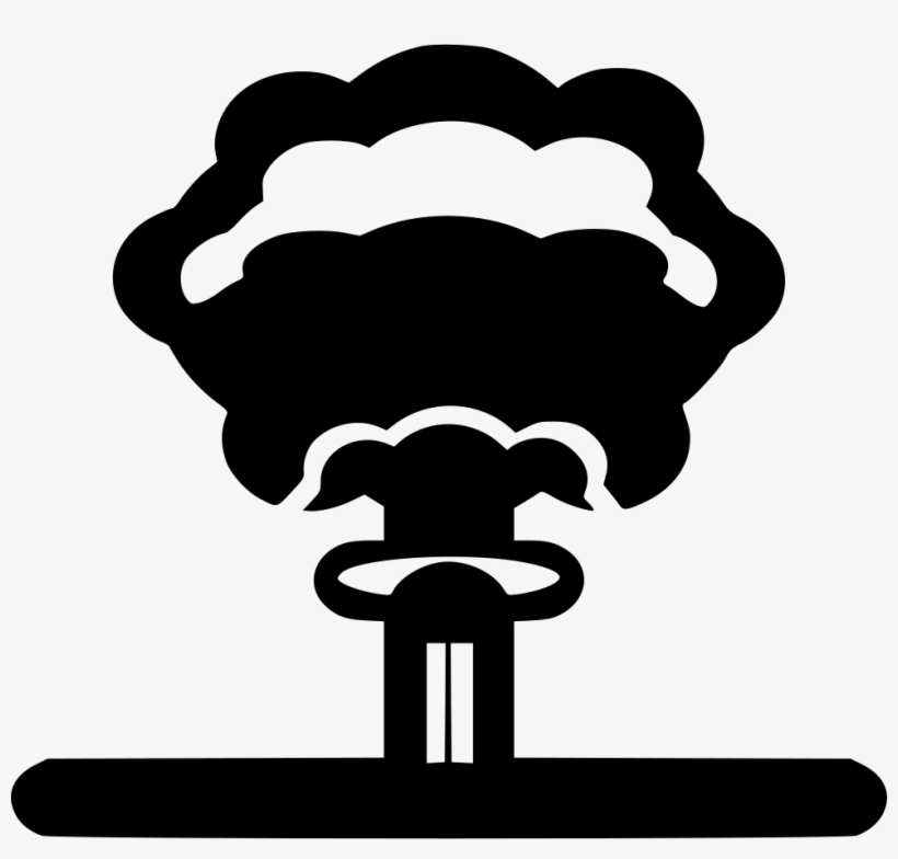 Nuclear Explosion Png - Bomb Of Hiroshima Png, transparent png #660734
