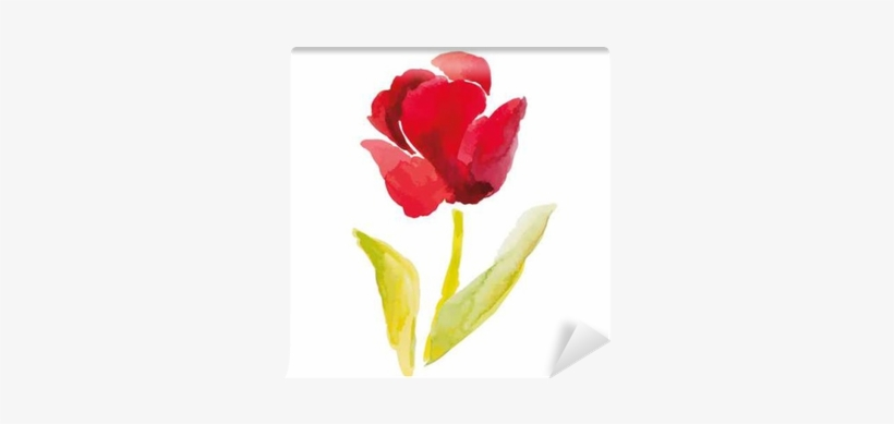 Popular Spring Flower - Watercolor Painting, transparent png #661504