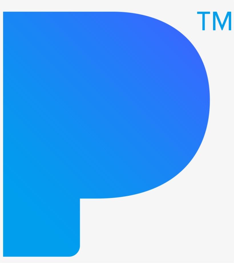 Pandora Logo 2016 Rgb Shadow - Logo Pandora Music Png, transparent png #663372