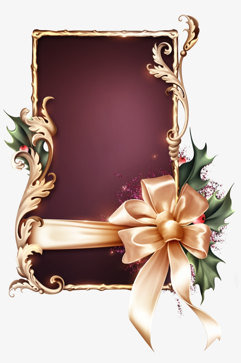 Ornate Christmas Decor Dividers, Christmas Decorations, - Christmas Decoration, transparent png #663469