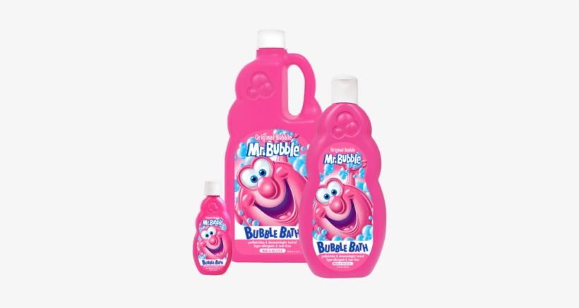 There Is A New Mr - Mr. Bubble 36 Fl Oz Original Bubble Bath (2-pack), transparent png #664819