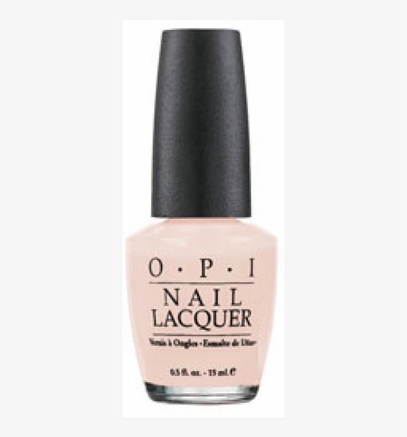 Opi S86 Bubble Bath Nail Polish - Opi Nail Lacquer - Kyoto Pearl (15ml), transparent png #664997