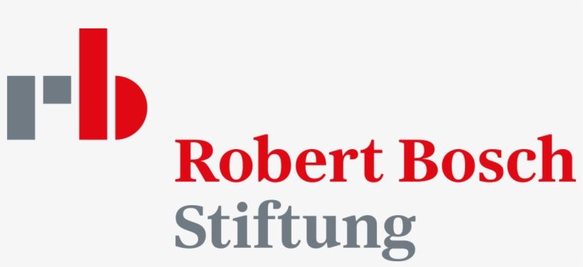 Logo Robert Bosch Stiftung Gmbh - Robert Bosch Stiftung Logo, transparent png #669296