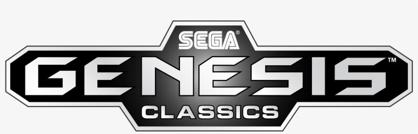 Sega Genesis Classics Logo - Sega Mega Drive Game Winter