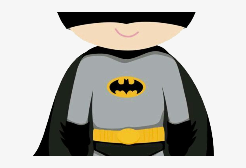Baby Clipart Batman Free Transparent Png Download Pngkey