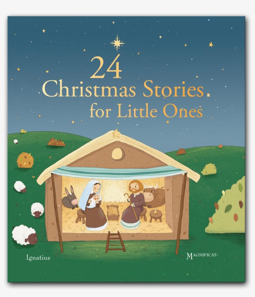 More Views - 24 Histoires De Noël Pour Attendre Jésus Avec Les Petits, transparent png #670137