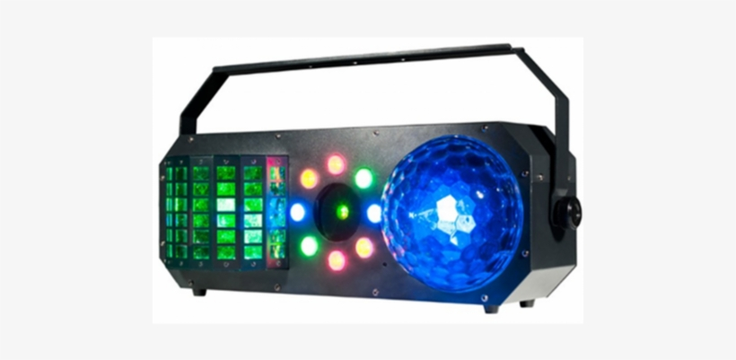 Led Boombox Fx1 - American Dj Boom Box Fx1 4-fx-in-1 Lighting Fixture, transparent png #670395