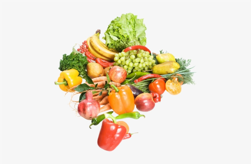 Download Fruits And Vegetables Png Image - Fruits And Vegetables Png, transparent png #673380
