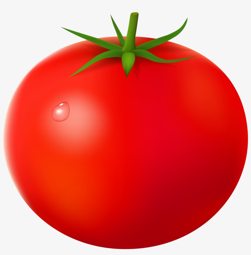 Tomato - Tomato Clipart Png, transparent png #673529