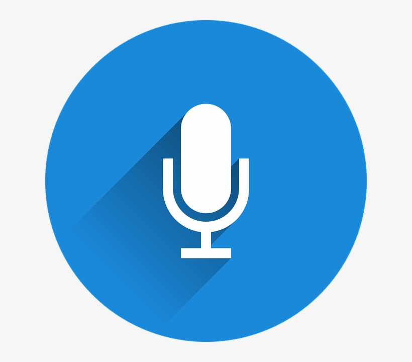 Ideas For Using The Voice Typing Tool In Google Docs - Machine Learning Icon Blue, transparent png #674614