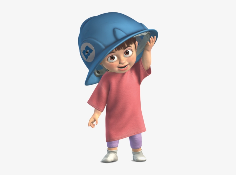 Boo Monsters Inc Boo Monster Inc Png Free Transparent Png Download Pngkey