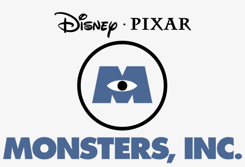 Monsters Inc Logo Png Transparent - Monsters Inc, transparent png #674972
