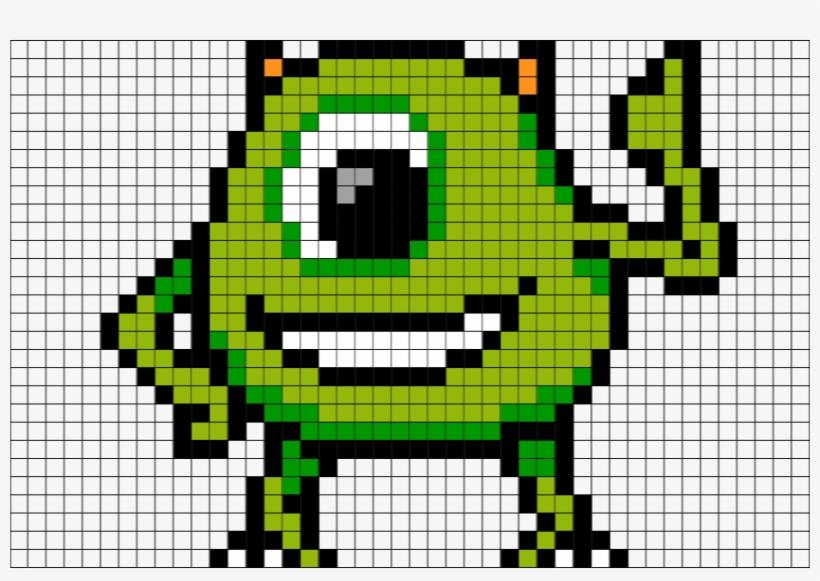 Pixel Art Monster Inc, transparent png #675275