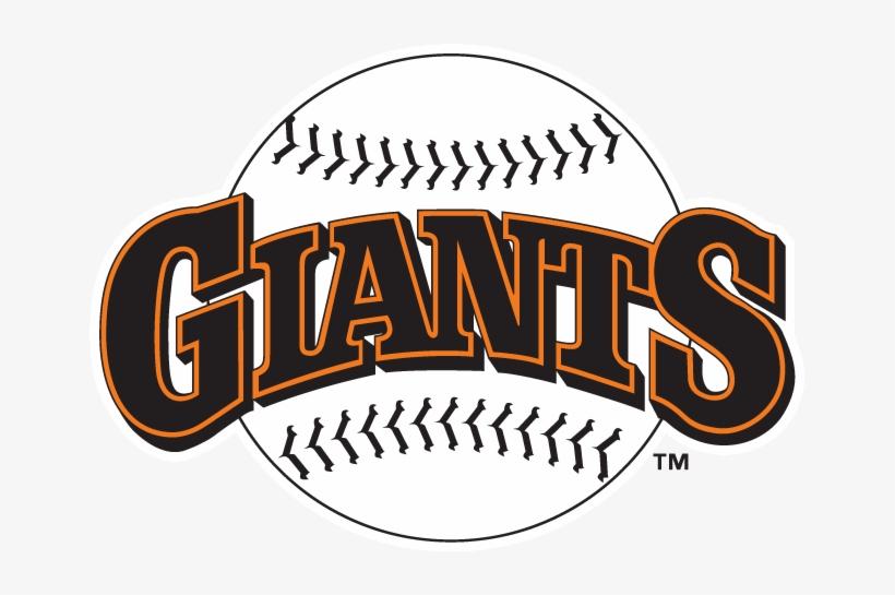 Logo Clipart Sf Giants Giants Baseball Logo In Png Free
