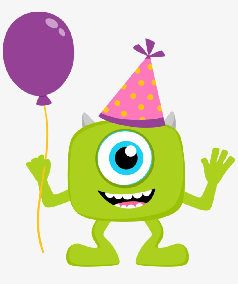 Monsters Inc Baby Clip Art 86125 - Monster Inc Baby Png, transparent png #675658