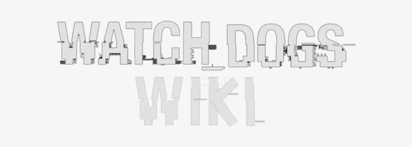 640px-watch Dogs Wiki Logo - Watch Dogs Deluxe Edition - Pc - Download, transparent png #676289