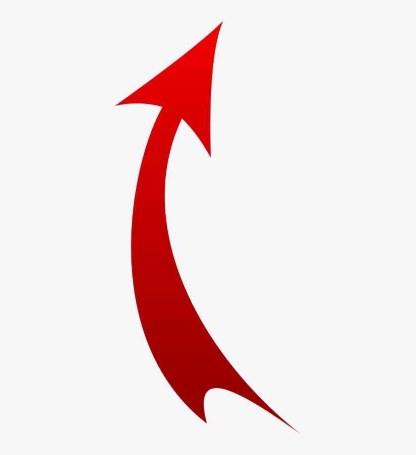 Rawheights Beats Curve Red Arrow Png Free Transparent Png