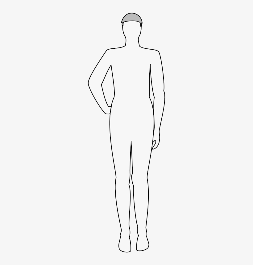 Body Png Images Female Body Outline Free Transparent Png